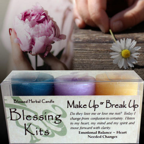 Make up or Break up Blessing Kit - Cast a Stone