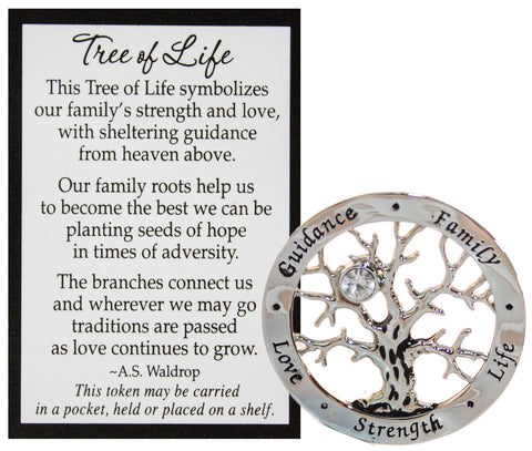 Tree of Life Pocket Token