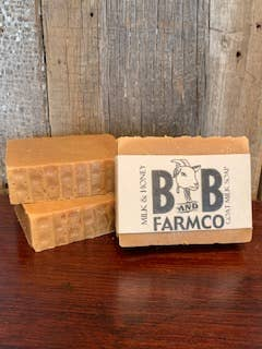 Milk & Honey Goat Milk Soap