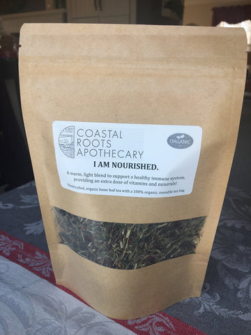 I AM NOURISHED Herbal Tea