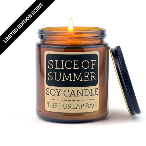Slice of Summer 9oz soy candle - LIMITED EDITION
