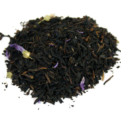 Violet - Black Tea - 4oz Tin