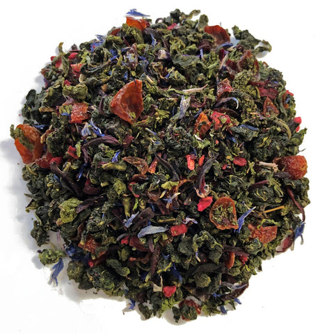Pink Passionfruit Oolong - 4oz Tin