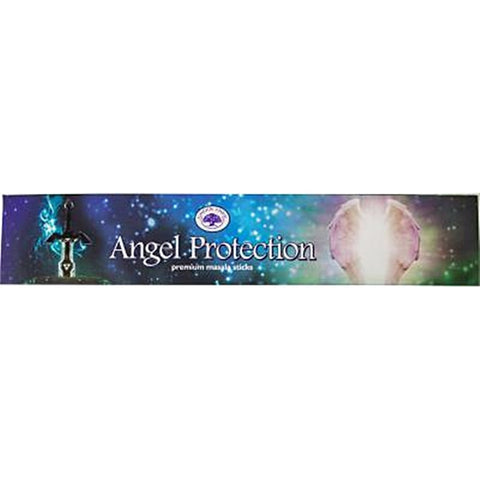 Green Tree Angel Protection Incense Sticks 15gm