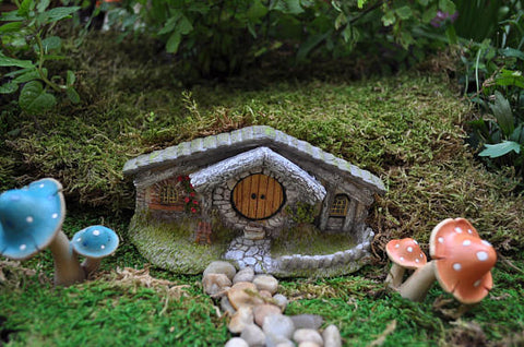 Oak Alley Hidden Fairy Home