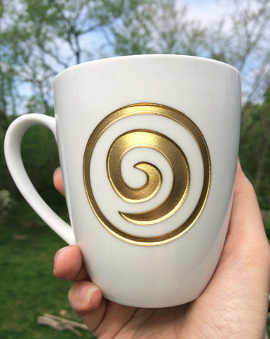 New! Golden Heroes edition Hearthstone coffee mug! Heroes of Warcraft inspired  - 12oz mug