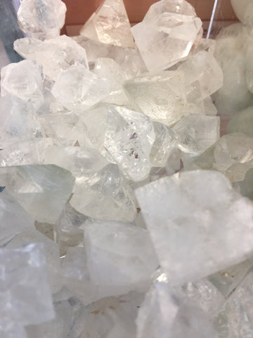 Apophyllite Natural Gemstone