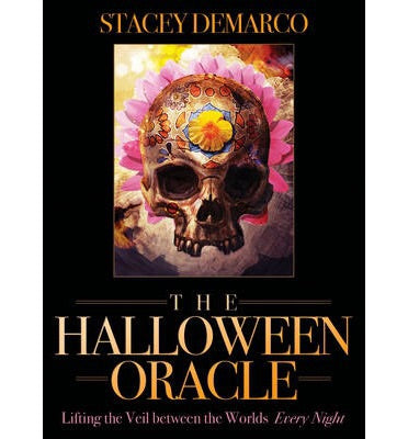 The Halloween Oracle: Lifting the Veil between the Worlds Every Night by Stacey Demarco - Cast a Stone