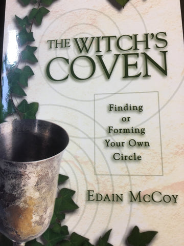 The Witch's Coven by Edain McCoy - Cast a Stone