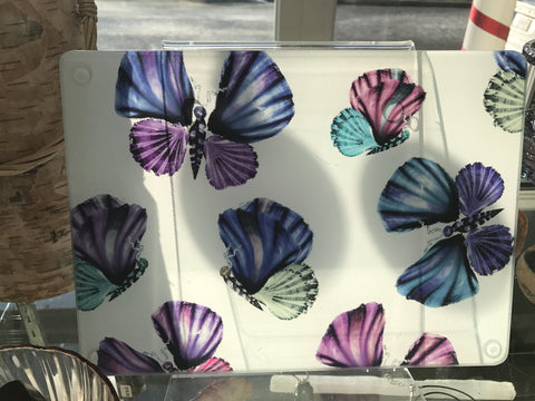 Large Butterfly X-Ray Cutting Board