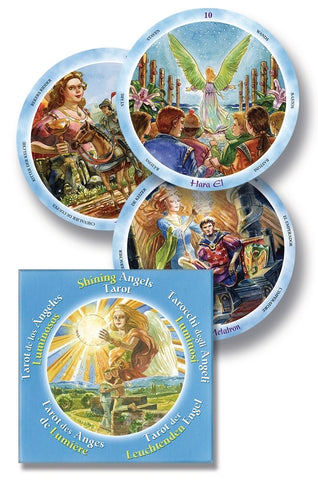 Shining Angels Tarot by Lo Scarabeo - Cast a Stone
