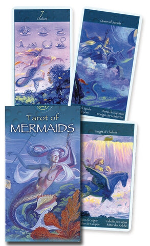 Tarot of Mermaids by Lo Scarabeo - Cast a Stone