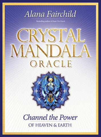 Crystal Mandala Oracle by Alana Fairchild & Jane Marin - Cast a Stone