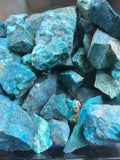 Chrysocolla Natural Gemstone