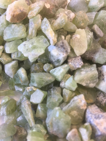 Peridot Natural Gemstone