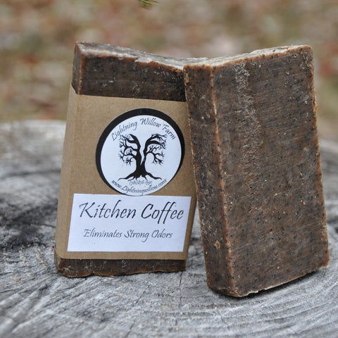 Lightning Willow Kitchen Coffee Everyday Soap