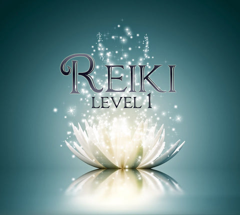 Reiki 1 Course -03/11/17 11-3pm