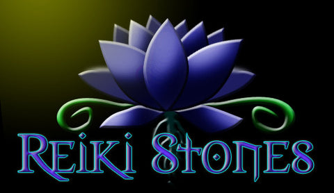 New! more stone choices of Karuna Symbol Reiki Stones