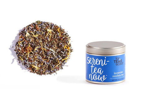 For Tea's Sake Sereni-Tea Now Tea