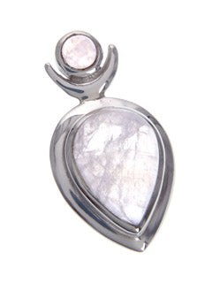 Goddess Series Moonstone Pendant