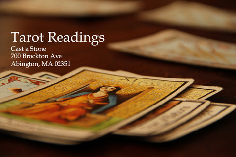 Tarot Readings in Store 02/22/17 11-3:30pm