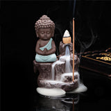 New! Buddha Backflow Incense Burner