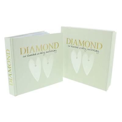 Wendy Jones-Blackett Photo Album & Keepsake Box - Diamond
