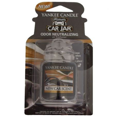 New Car Scent Ultimate Car Jar