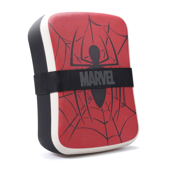 Spider-Man Bamboo Lunch Box - Web