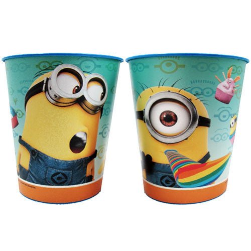 Minions Plastic Party Cup