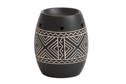 African Etched Melt Warmer