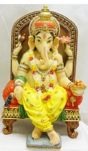 Juliana Indian God  - Ganesh Chair Small