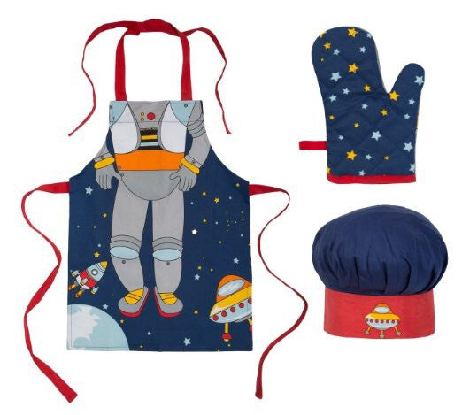 Kids Chef Set (Spaceman)