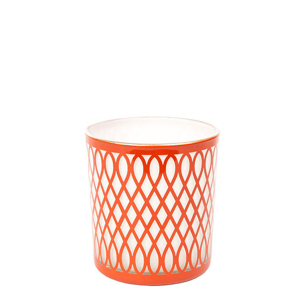 Terracotta Sanremo Votive Holder
