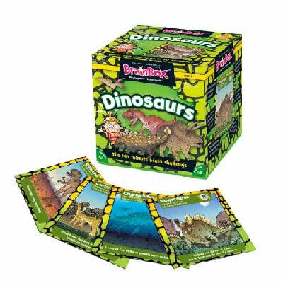 Brain Box Dinosaurs