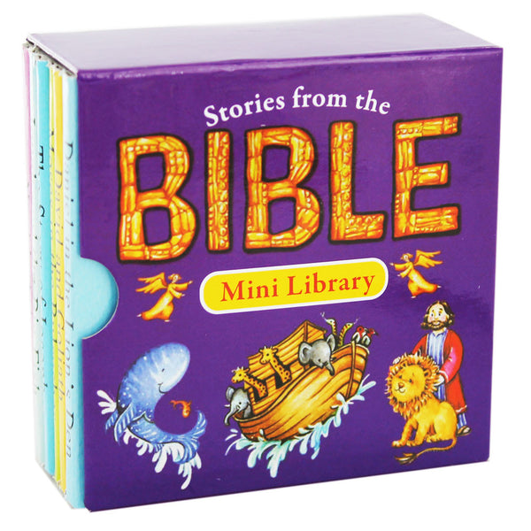 Stories From The Bible Mini Library