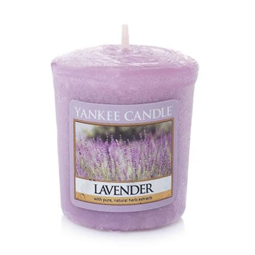 Lavender Votive Yankee Candle