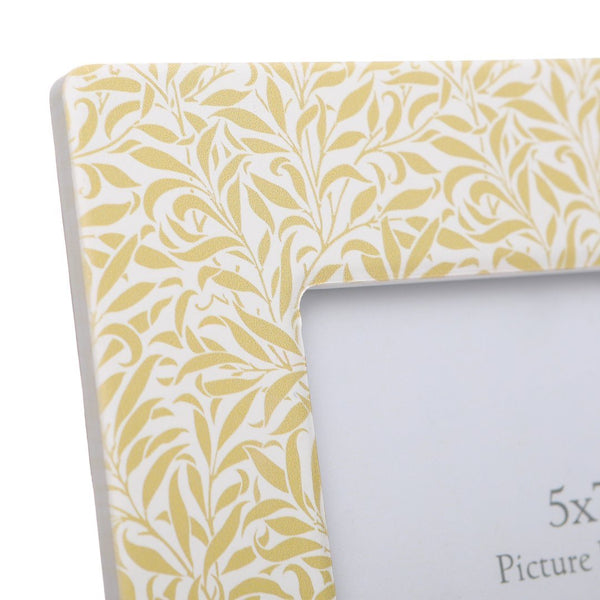 William Morris Photo Frame Willow Yellow
