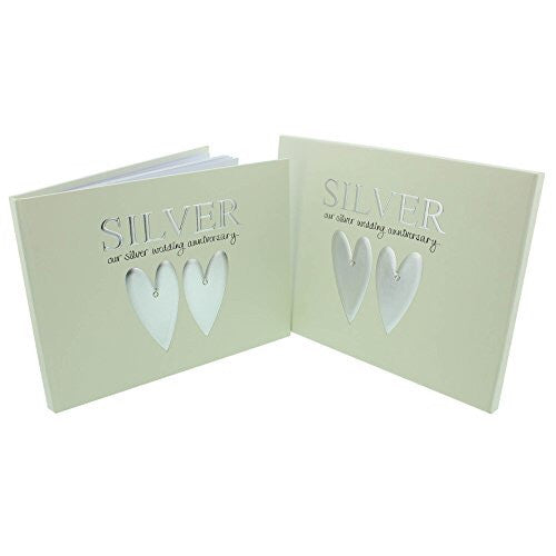 Wendy Jones-Blackett Guest Book - Silver Anniversary