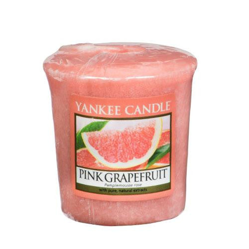 Pink Grapefruit Votive Yankee Candle