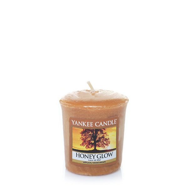 Honey Glow Votive Yankee Candle