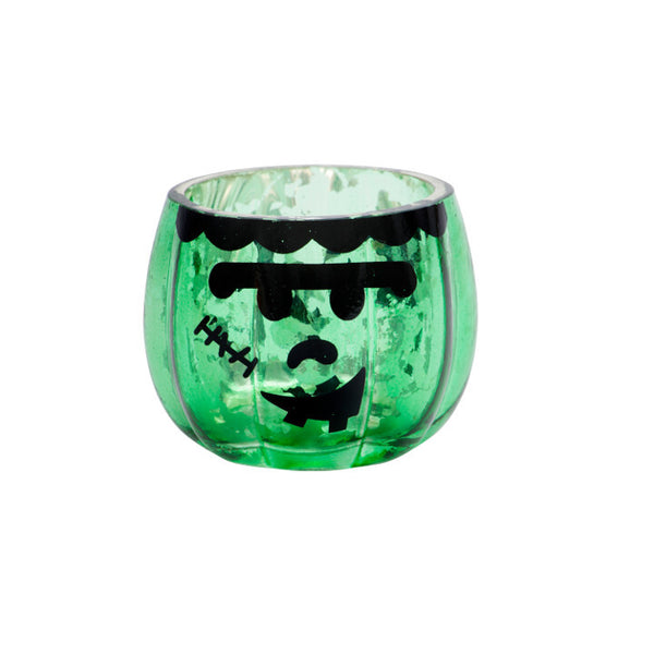 Halloween Monster Yankee Votive Holder