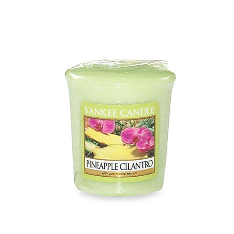 Pineapple Cilantro Votive Yankee Candle