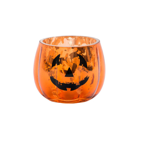 Halloween Pumpkin Yankee Votive Holder