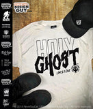 Holy Ghost (Spirit) Inside - Halloween | Christian T-Shirt V1