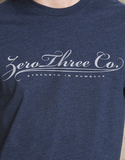 ZeroThree™ - Strength In Numbers  | Men's Christian T-Shirt