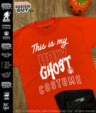 This is my Holy Ghost (Spirit) Halloween Costume | Christian T-Shirt