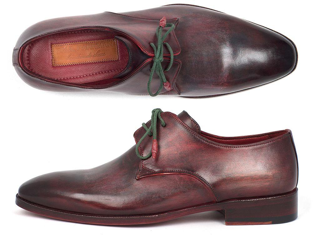 Paul Parkman Mixed Color Derby Shoes - DB59MX