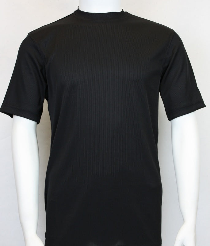 Bassiri S/SL Mock-Neck (218BLACK)