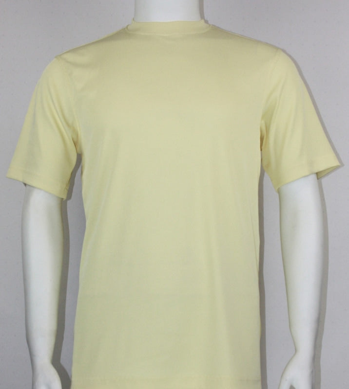 Bassiri S/SL Mock-Neck (218BUTTER)